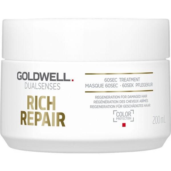 Goldwell DUALSENSES RICH REPAIR 60 Sekunden Treatment 200ml