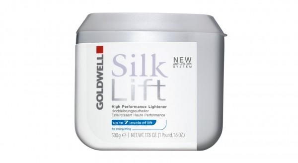 Goldwell SILKLIFT & SILKLIFT CONTROL High Performance Lightener Blondierung 500g