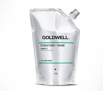 Goldwell STRUCTURE + SHINE - Neutralizing CRM 400ml
