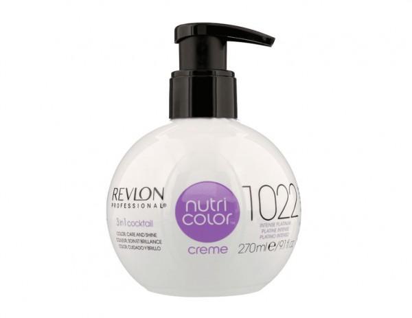 REVLON NUTRI COLOR CREME - 1022 platin 270ml