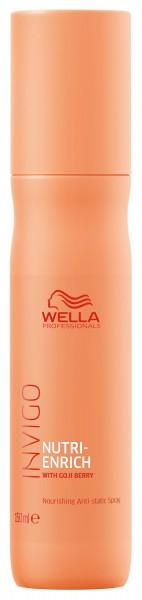 Wella INVIGO Nutri-Enrich Nourishing Antistatic Spray Leave-In Pflege 150ml