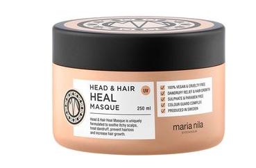 Maria Nila Head & Hair Heal Masque, 250 ml