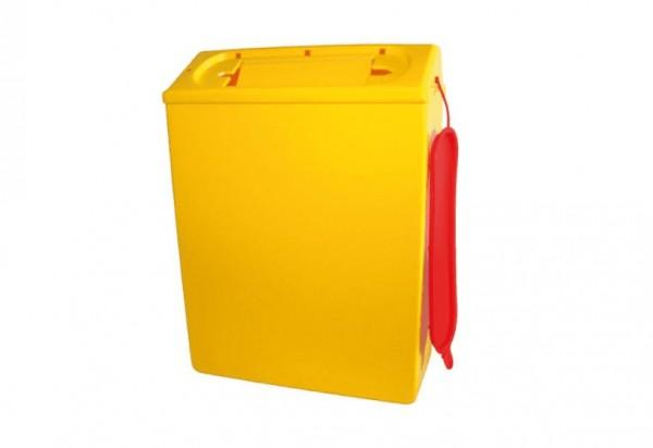 Klingen-und Kanülen-Entsorgungsbox KONTAMED ca 1,5 Liter eckig