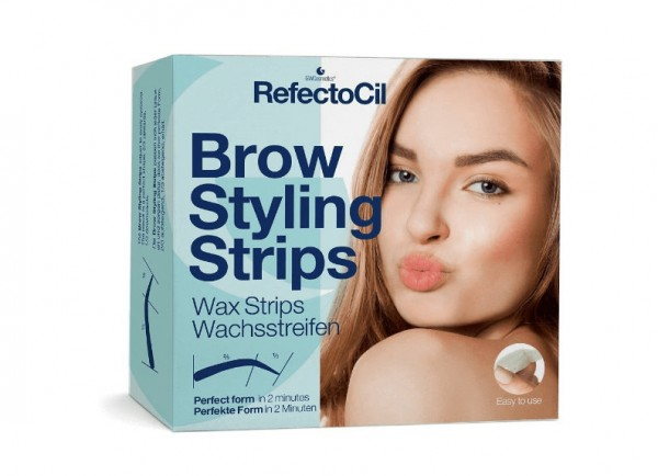 RefectoCil Brow Styling Strips Pack 4 Anwendungen Promotion