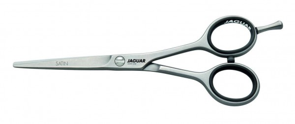 Jaguar Haarschneideschere Satin microverzahnt White Line