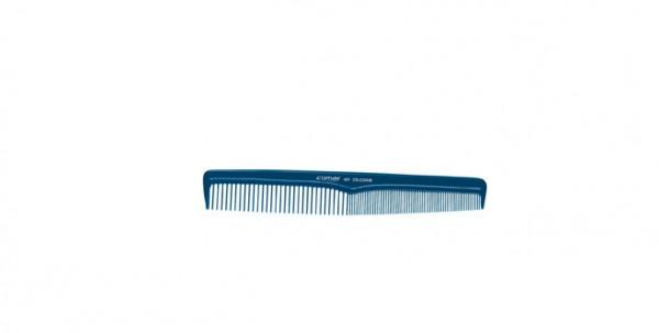 Comair Haarschneidekamm, leichte Schrägung, 401 Blue Profi Line
