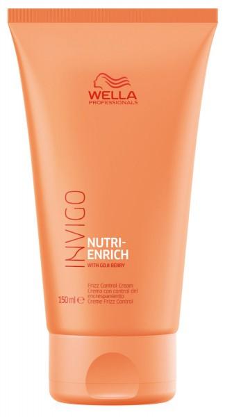 Wella INVIGO Nutri-Enrich Frizz Control Cream Leave-In Pflege 150ml