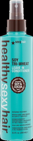 Sexyhair Healthy Soy Tri-Wheat Leave-in Conditioner 250ml