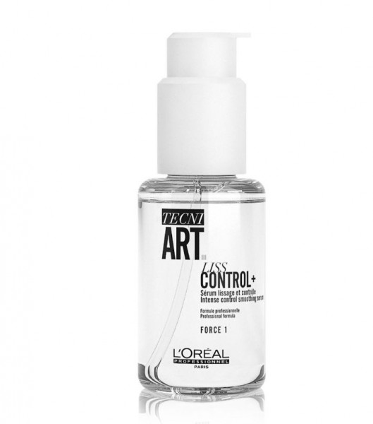 Loreal TECNI.ART Liss Control Haar-Serum