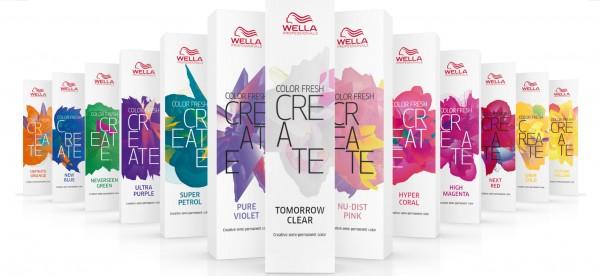 Wella Color Fresh Create Tönung