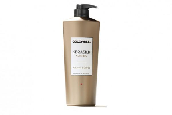 Goldwell Kerasilk Control Tiefenreinigendes Shampoo 1000ml