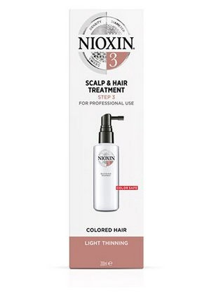 Nioxin System 3 Scalp & Hair Treatment Step 3
