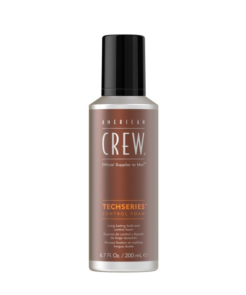 AMERICAN CREW STYLING TECHSERIES CENTRAL FOAM STYLING-MOUSSE 200ml