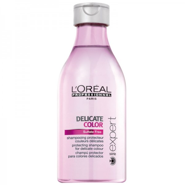 Loreal Serie Expert Delicate Color Shampoo 250ml