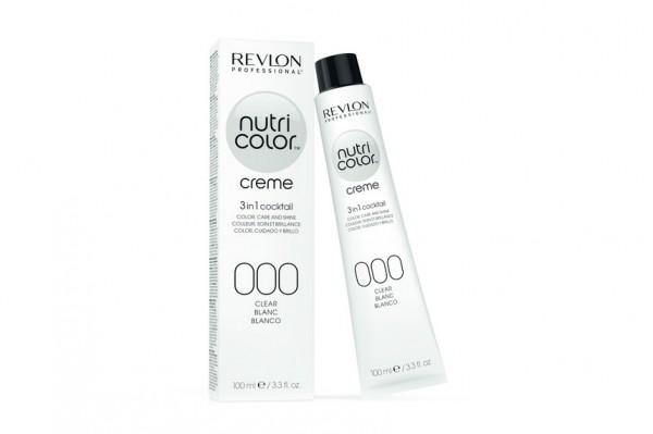 REVLON NUTRI COLOR CREME - 000 clear white 100ml