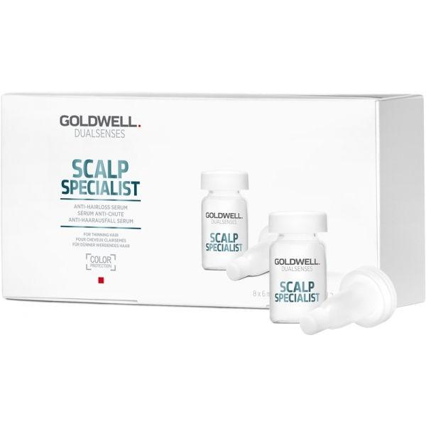 Goldwell DUALSENSES SCALP SPECIALIST Anti-Hairloss Serum 8x9ml