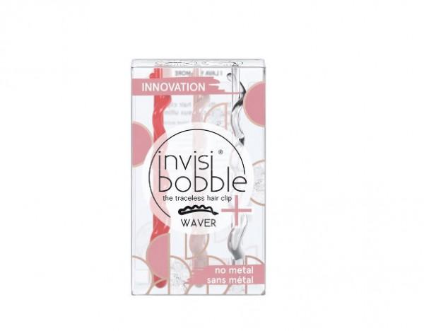 invisibobble Marblelous WAVER plus I Lava You more 3er Set