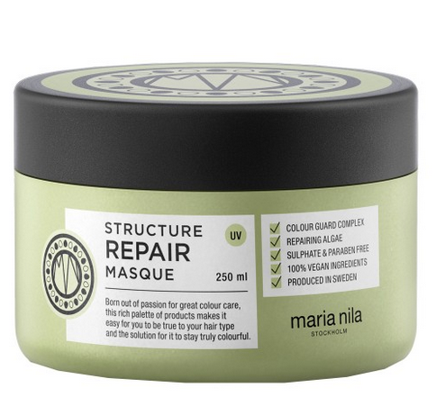 Maria Nila Structure Repair Masque, 250 ml