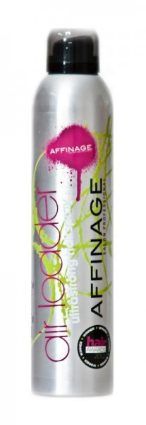 Affinage Air Loader Ultrastrong Hairspray 300ml