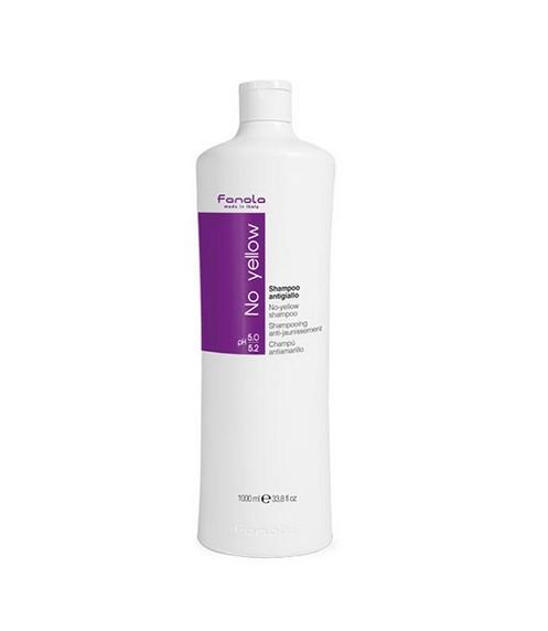 Fanola No Yellow Silber Glanz Shampoo