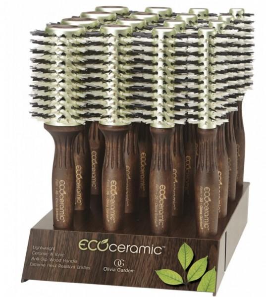Olivia Garden Eco Ceramic Firm Bürste