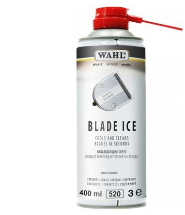 Wahl/Moser/Ermila Blade Ice Kühlspray für Haarschneidemaschine 400ml
