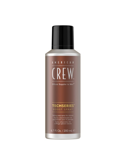 AMERICAN CREW STYLING TECHSERIES BOOST STYLING SPRAY HAARSPRAY 200ml