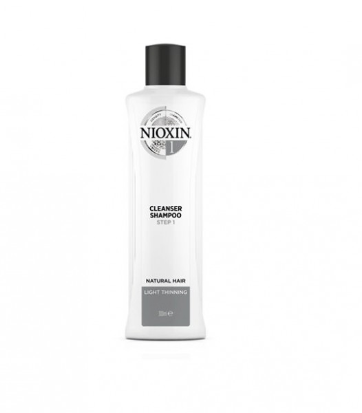 Nioxin System 1 Cleanser Shampoo Step 1