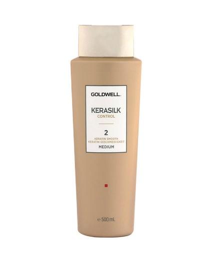 Goldwell Kerasilk Control Smooth (Geschmeidigkeit) Glättung 500ml