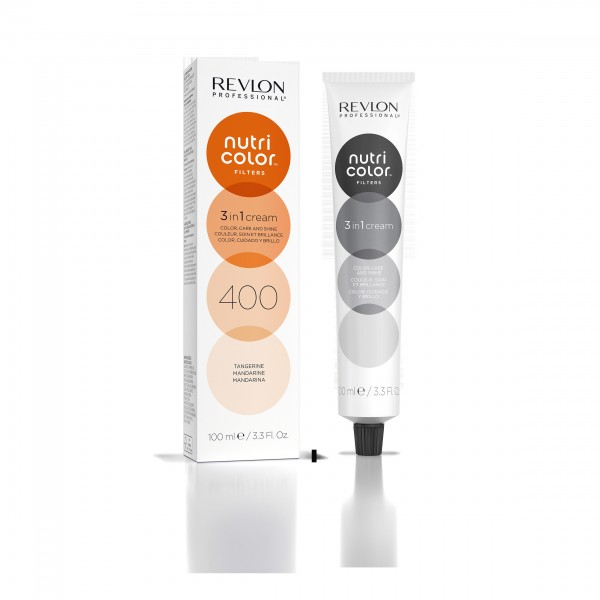 REVLON NUTRI COLOR CREME - 400 mandarine 100ml