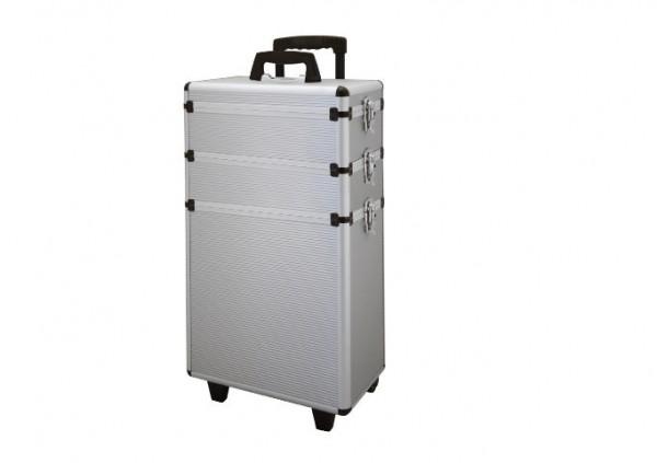 Comair Werkzeugkoffer Aluminium dreiteilig silber