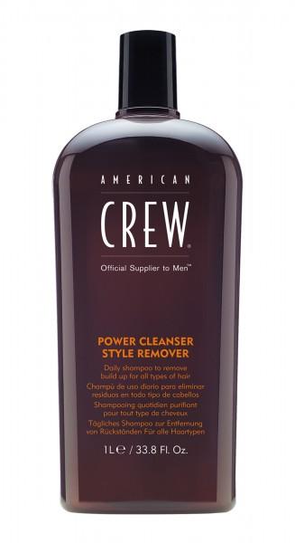 AMERICAN CREW HAIR CARE & BODY POWER CLEANSER Shampoo 1000ml