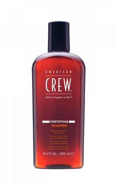 AMERICAN CREW HAIR CARE & BODY FORTIFYING SHAMPOO 250ml
