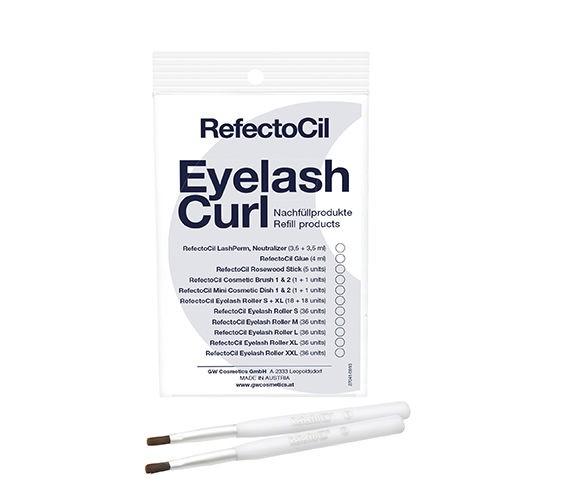 RefectoCil Eyelash Curl Refill Cosmetik Brush Kosmetikpinsel