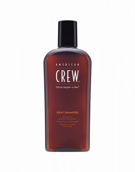 AMERICAN CREW HAIR CARE & BODY GRAY SHAMPOO 250ml