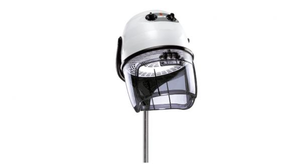 Ceriotti Trockenhaube Equator 3000 Automatic Stativ weiss 1000 W