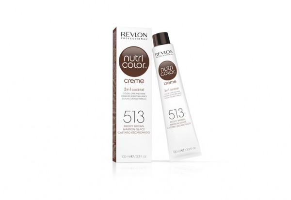 REVLON NUTRI COLOR CREME - 513 kastanie 100ml