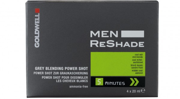 Goldwell Color Men Reshade 4x20ml Farbpigmente CA5