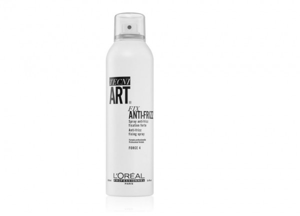 Loreal TECNI.ART Fix Anti Frizz Haarschaum