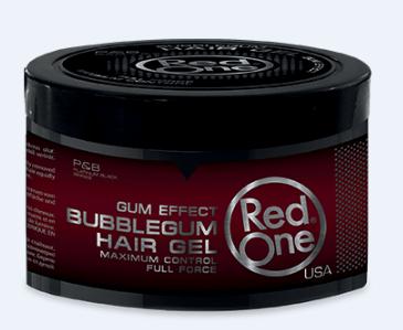 RedOne Hair Gel Bubblegum 450ml