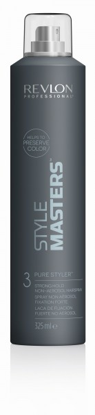 REVLON STYLE MASTERS GLAMOURAMA SHINE STYLING SPRAY GLANZSPRAY 300ml