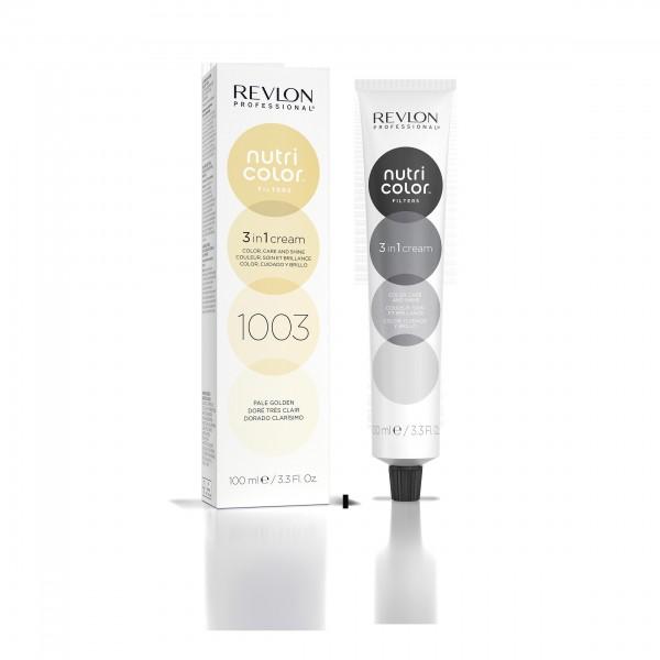 REVLON NUTRI COLOR CREME - 1003 golden blonde 100ml