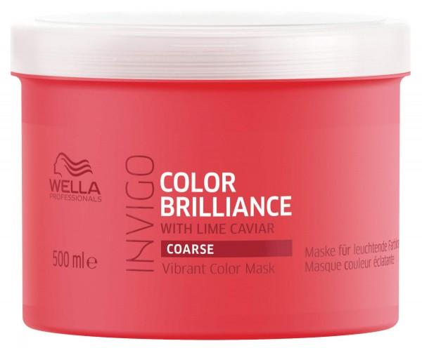 Wella INVIGOColor Brilliance Vibrant Color Mask Coarse