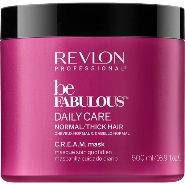 Revlon Be Fabulous Normal Cream Mask 500ml