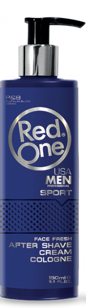 RedOne After Shave Cream Cologne Sport 150ml