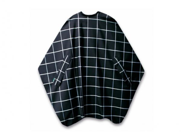 Trend DesignLadies Cape schwarz 135x150cm, Schneideumhang