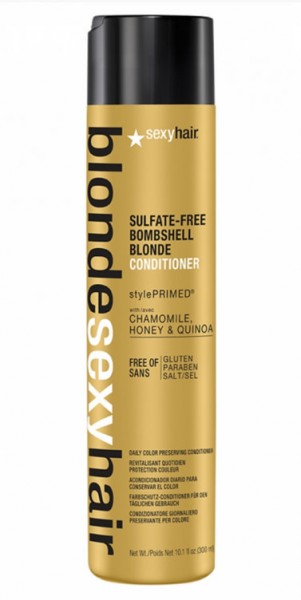 Sexyhair Bombshell Blonde Conditioner 300ml