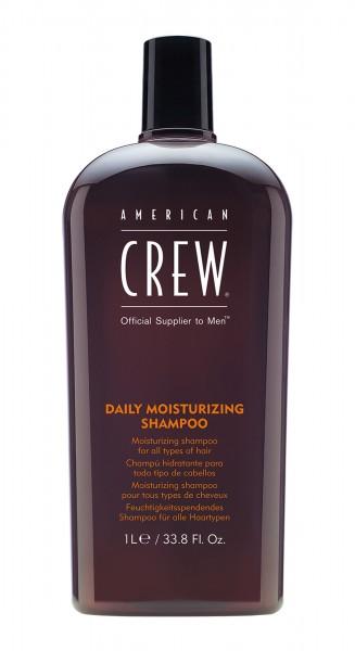 AMERICAN CREW HAIR CARE & BODY DAILY MOISTURZING Shampoo 1000ml
