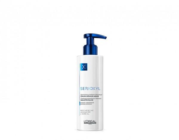 Loreal Serioxyl Shampoo für Naturhaar 250ml