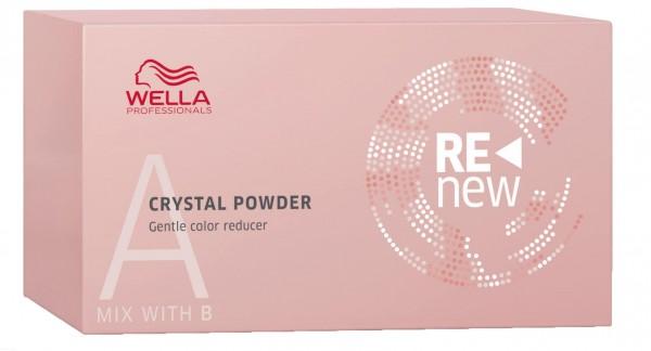 Wella Color Renew Crystal Powder Farbreduzierer 5x 9g